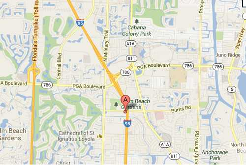 Palm Beach Gardens Florida Map.Daycare